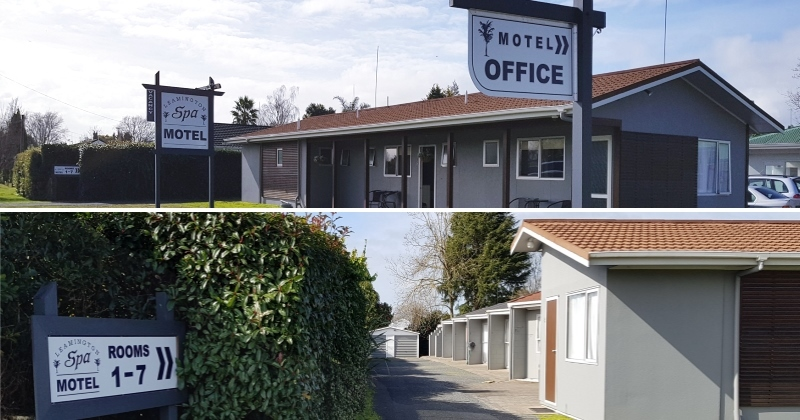Cambridge Motel Accommodation Waikato New Zealand Nz